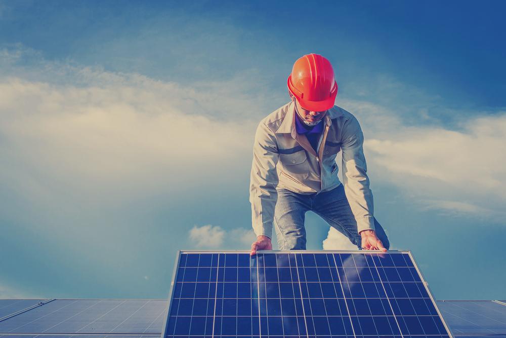 US solar installations 2020