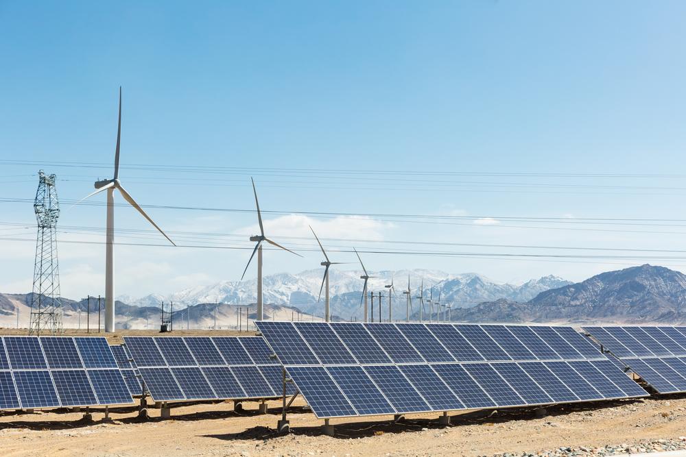 China green ambitions