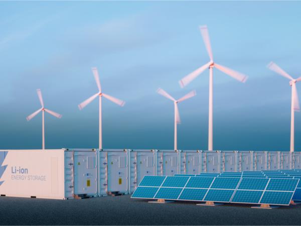 Australia renewables batteries