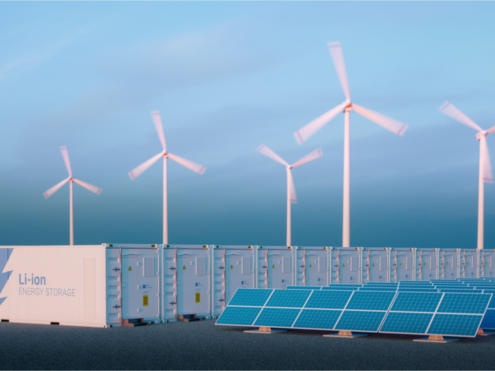 Australia renewables batteries
