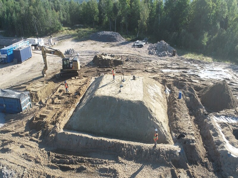 The Matawinie graphite project is being developed by Nouveau Monde. Image courtesy of Nouveau Monde.