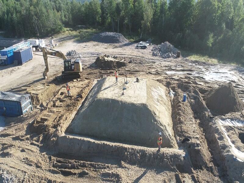 Matawinie Graphite Mining Project