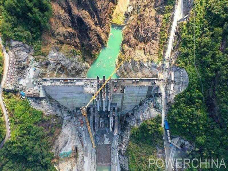 Zhouning Pumped Storage Power Station