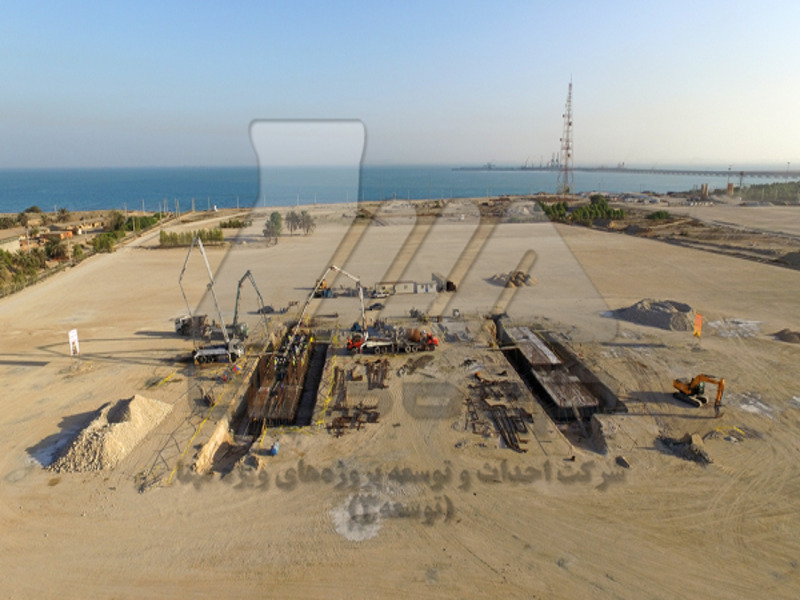 Image 2-Hengam Combined Cycle Power Project