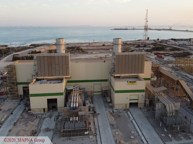 Image 3-Hengam Combined Cycle Power Project