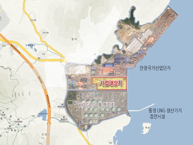 Image 3-Tongyeong Combined Cycle Power Project