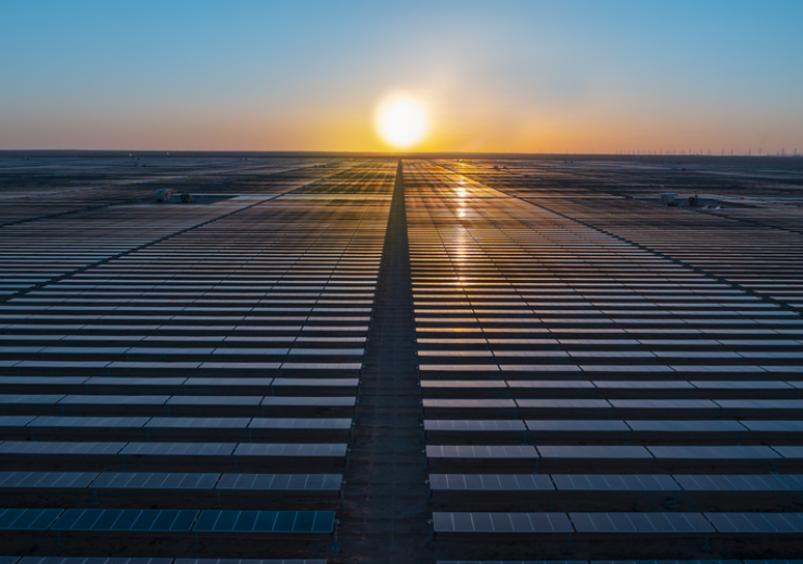 ACWA Power opens 300MW Sakaka solar project in Saudi Arabia