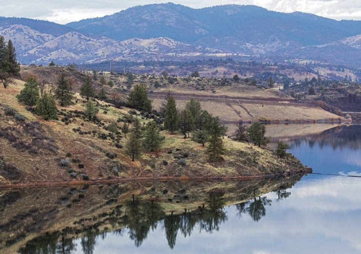 Klamath 1670547619 Iron Gate Lake Reservoir near Hornbrook, California, USA