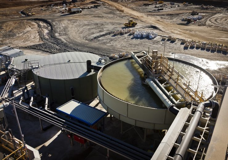 Processing,Plant,At,Lithium,Mine,In,Western,Australia.,Mechanical,Processing