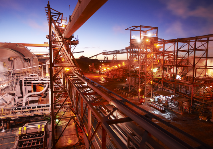 Olympic Dam copper mine BHP
