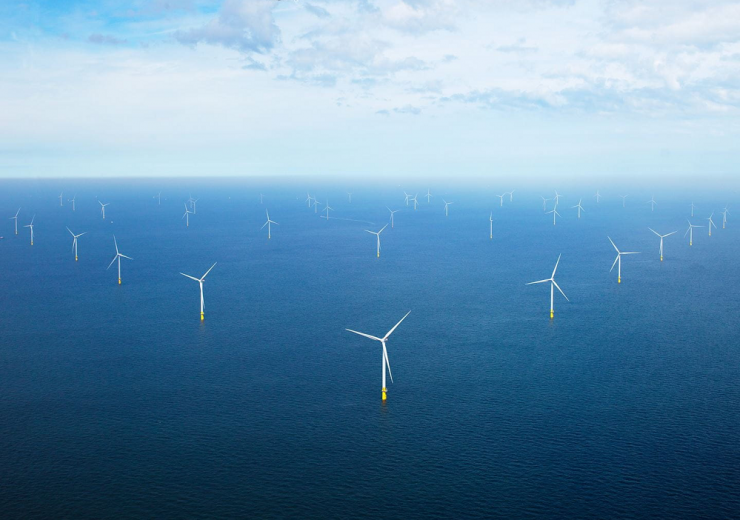 Orsted Borssele 1 and 2 offshore wind