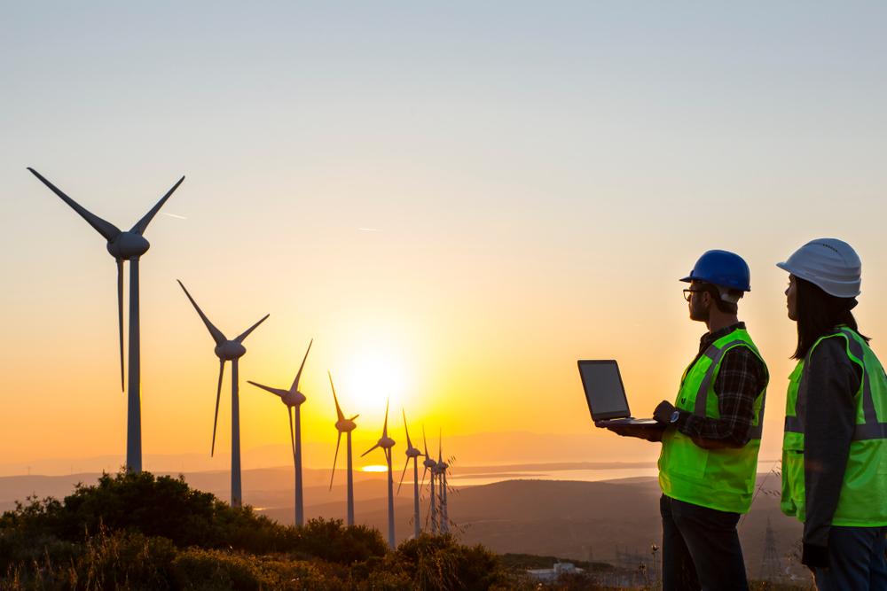 Wind power industry jobs