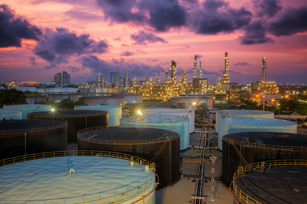 Largest oil companies Asia