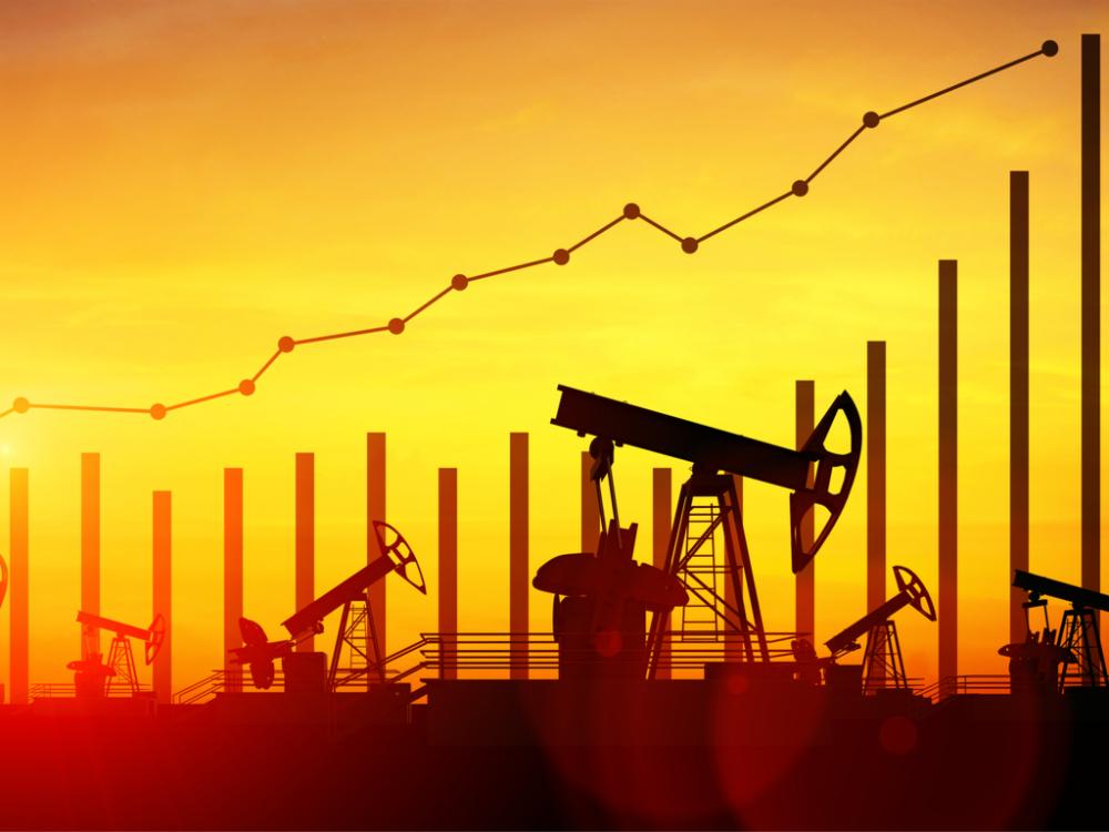 Oil price rebound
