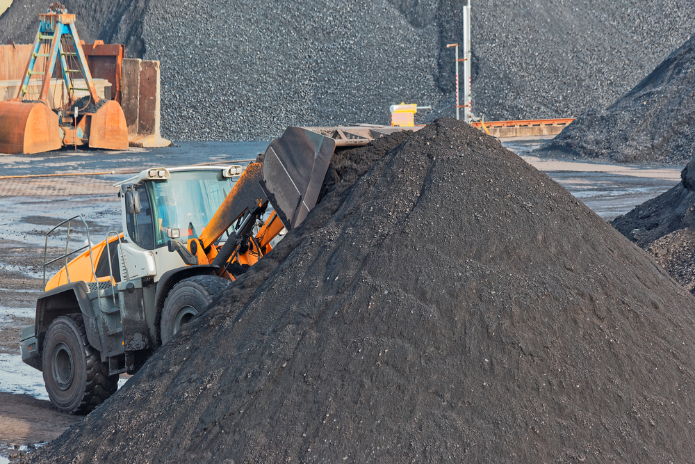 India has record levels of stockpiled coal, lowering the need for new domestic mines