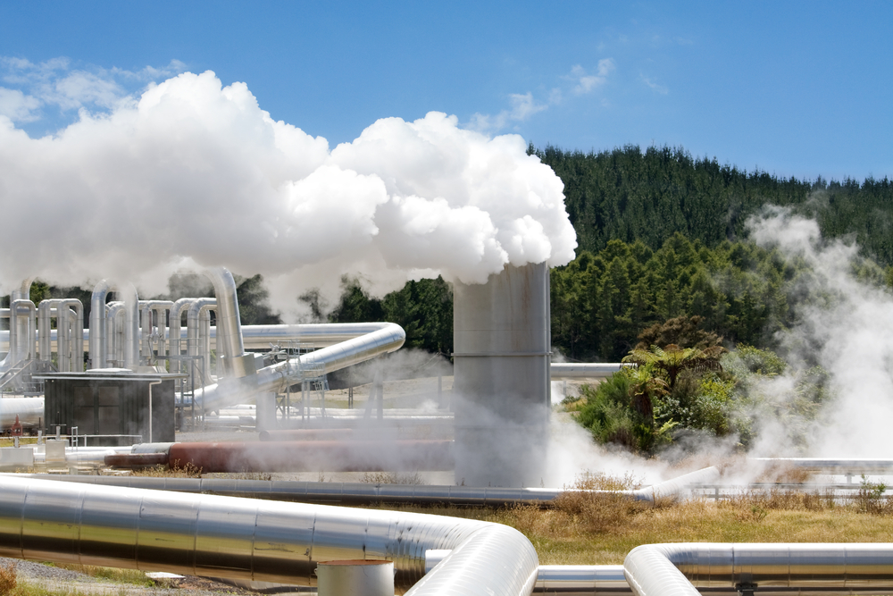 Profiling the five largest geothermal power stations in New Zealand