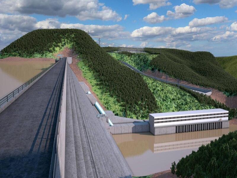 Koysha Hydroelectric Power Project