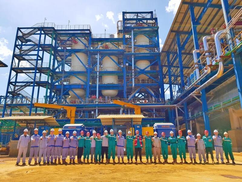 Obi HPAL Nickel-Cobalt Project