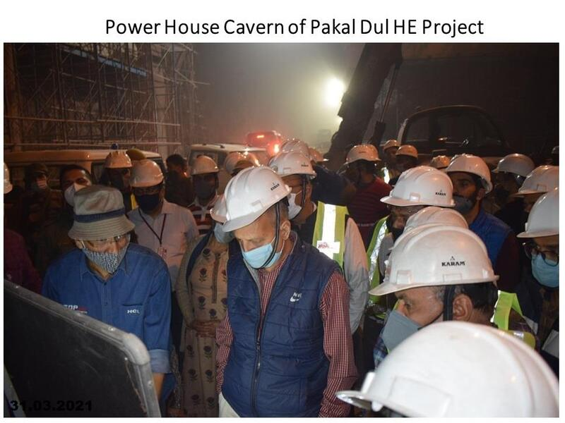 Pakal Dul Hydroelectric Power Project