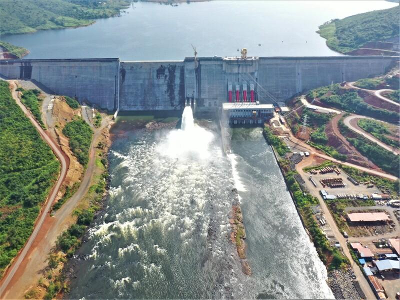 Souapiti Hydropower Station