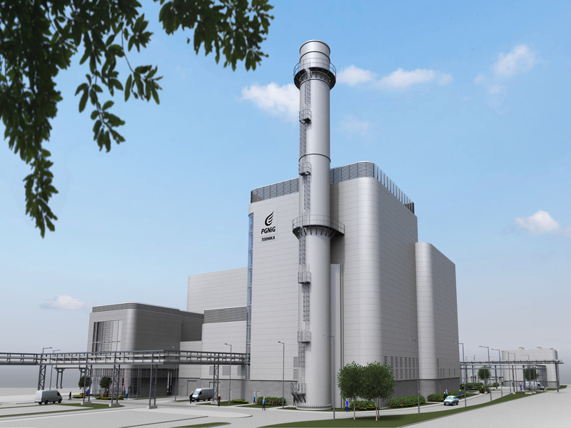 Zeran Combined-Cycle Power Project