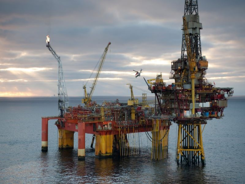 Veslefrikk Field Decommissioning