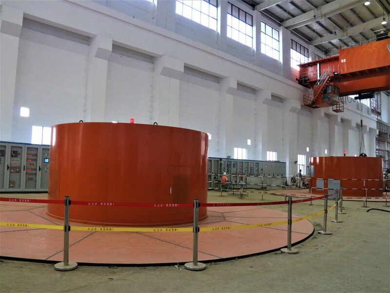 Image 2-Souapiti Hydropower Station