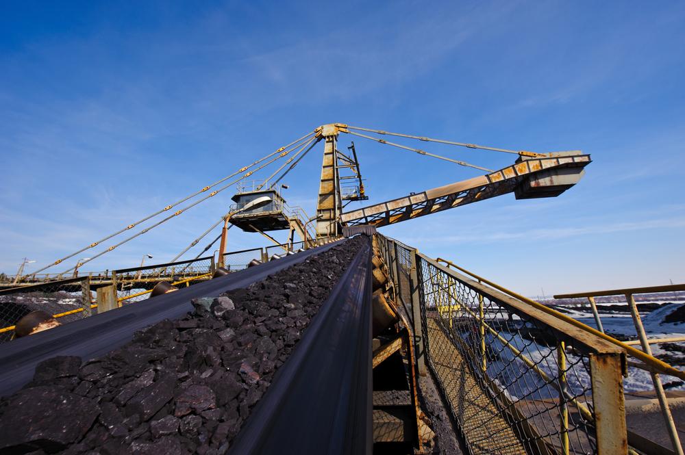 Iron ore production 2021