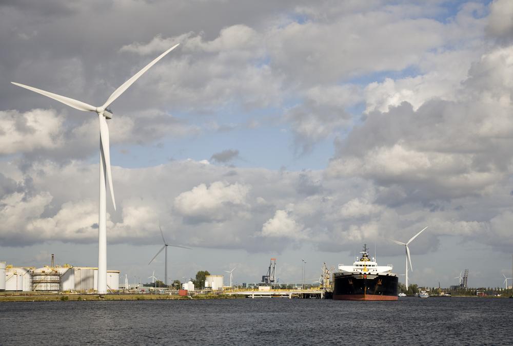 Europe port infrastructure offshore wind