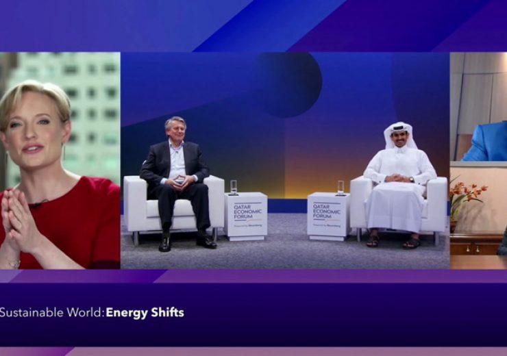 23062021 HE Takes Part in Qatar Economic Forum