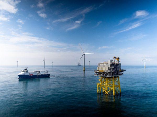 Dudgeon Offshore Wind Farm 22 august 2017 - 1522317 - Credit - Jan Arne Wold - Copyright - Equinor