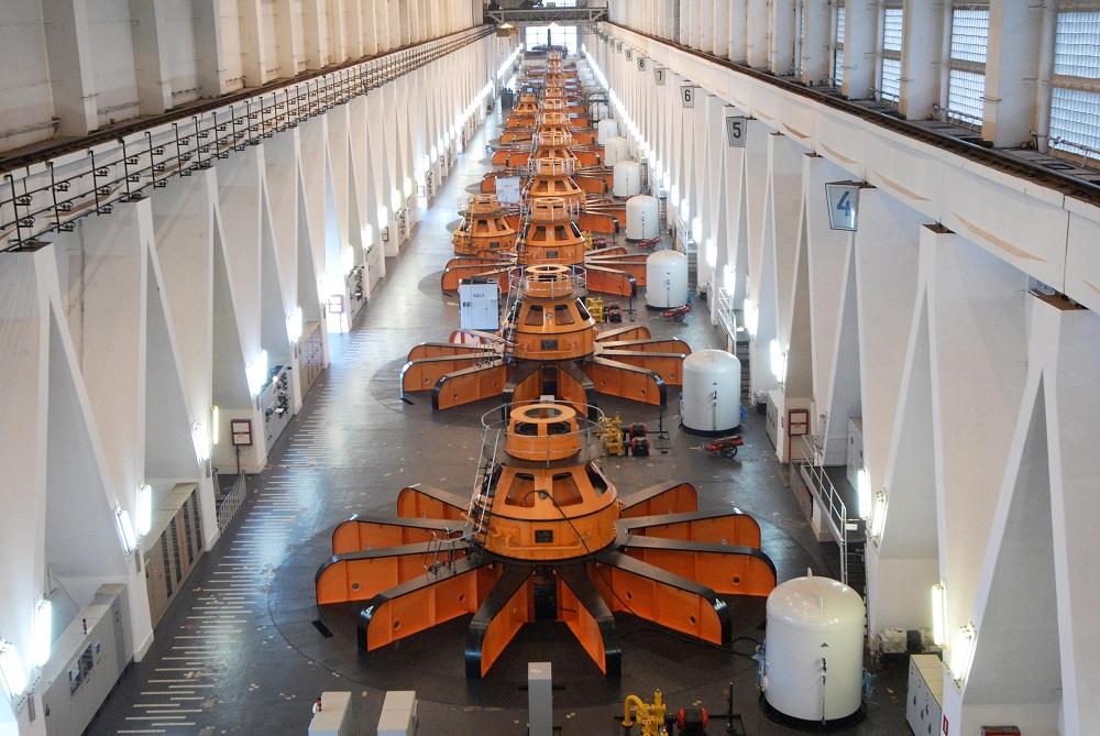 en+ new energy modernisation