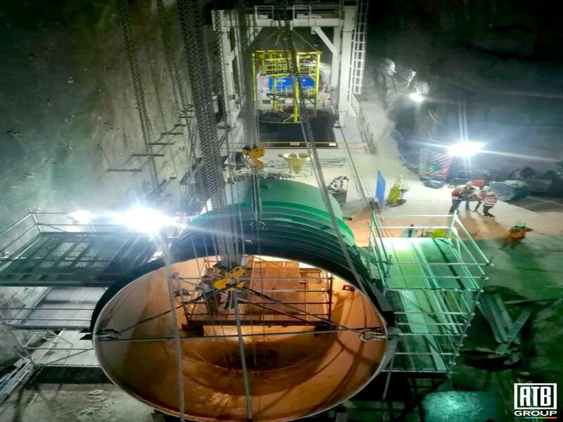 Image 1-Alto Maipo Hydroelectric Power Project