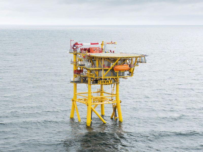 Conwy Oil Field Development