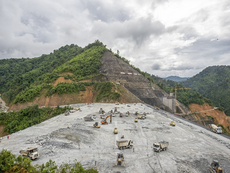 Image 2-Nam Ngum 3 Hydroelectric Power Project