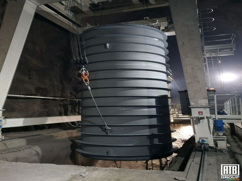 Image 3-Alto Maipo Hydroelectric Power Project