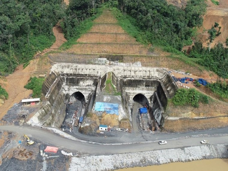 Image 3-Baleh Hydroelectric Power Project