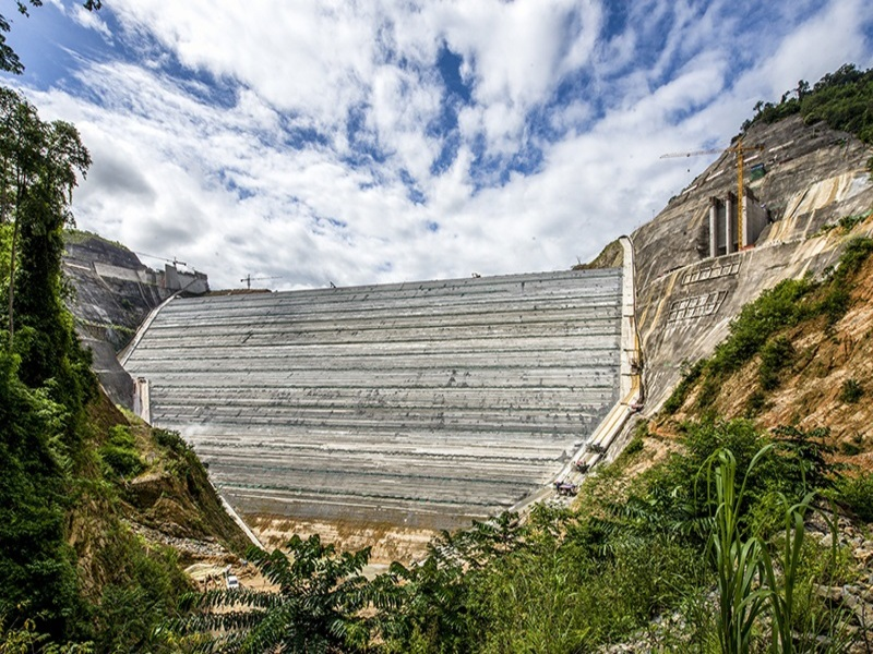 Image 3-Nam Ngum 3 Hydroelectric Power Project