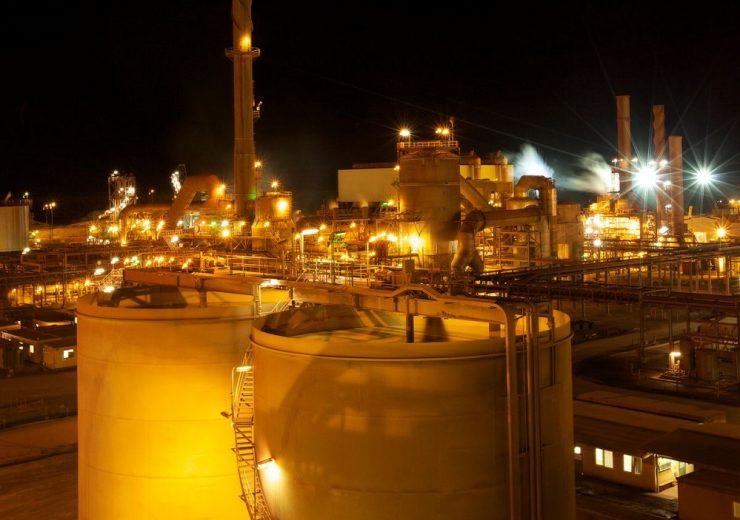 Murrin Murrin mine - Glencore