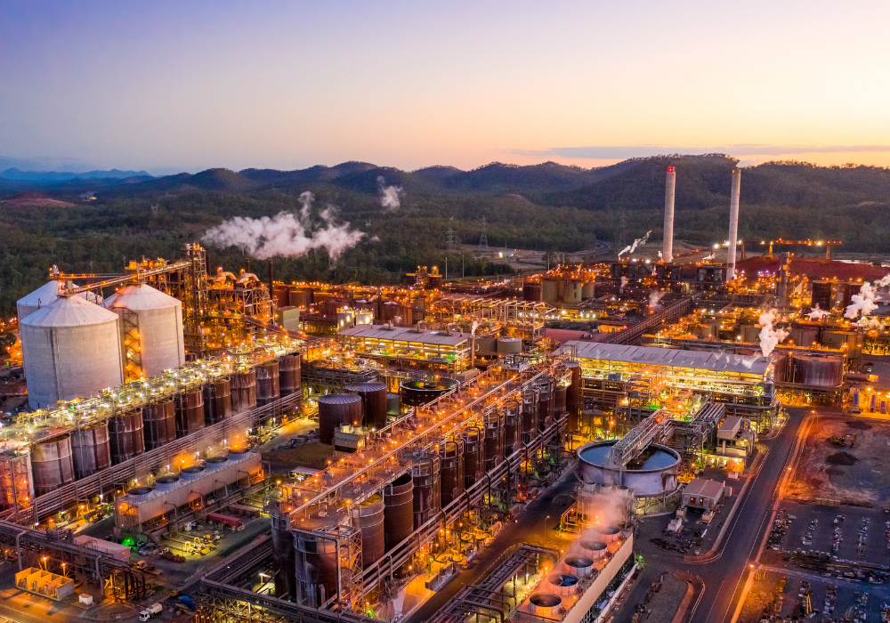 Rio Tinto to explore if using hydrogen can reduce alumina refining emissions