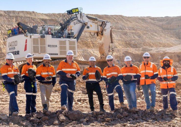 Bravus strikes first coal at $12.5bn Carmichael Project in Australia