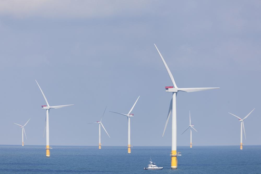 UK renewable energy capacity 2030