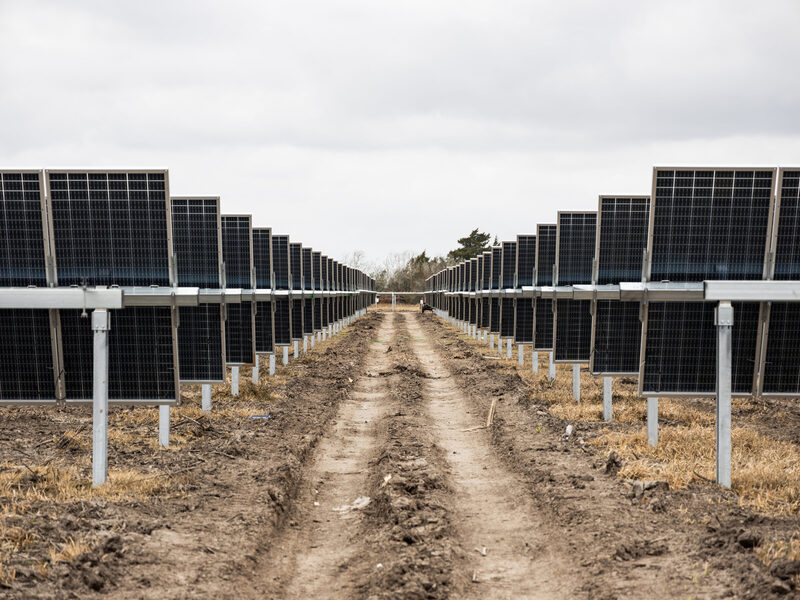 Aktina Solar Power Project