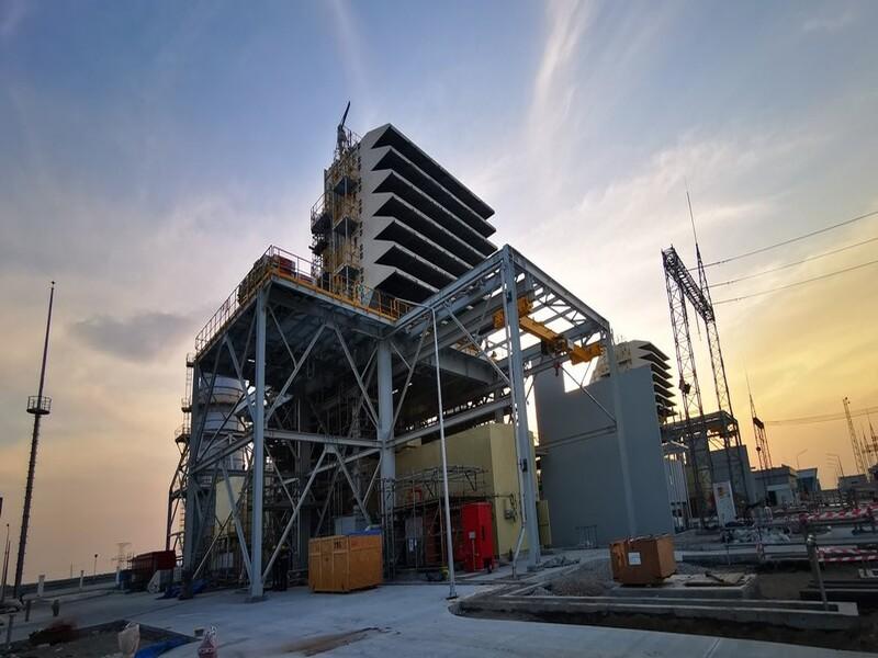 Zerger Gas-fired Power Project