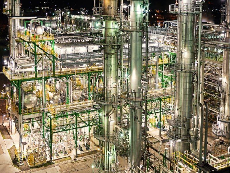 PCK Oil Refinery