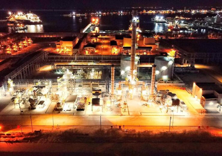 WHR application in LNG regasification plant thailand