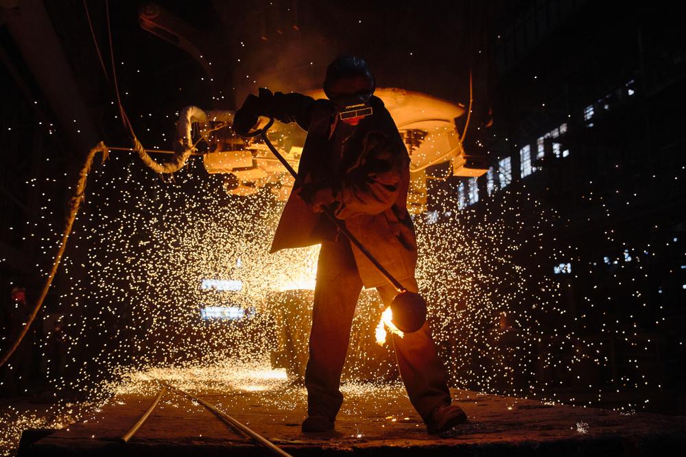 Rio Tinto POSCO low-carbon steel