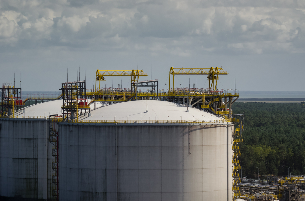 US LNG projects Asian markets