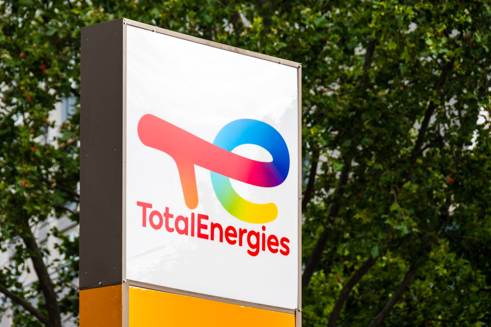 Total oil energy transition