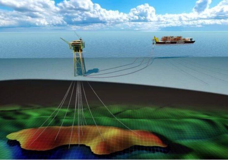 Dorado project wellhead platform